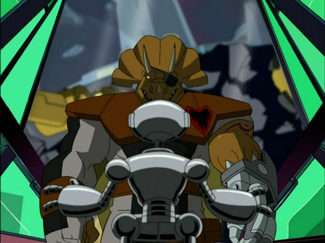 29. Turtles in Space - Part Three. ''The Big House'' (1)