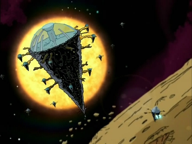 29. Turtles in Space - Part Three. ''The Big House'' (3)