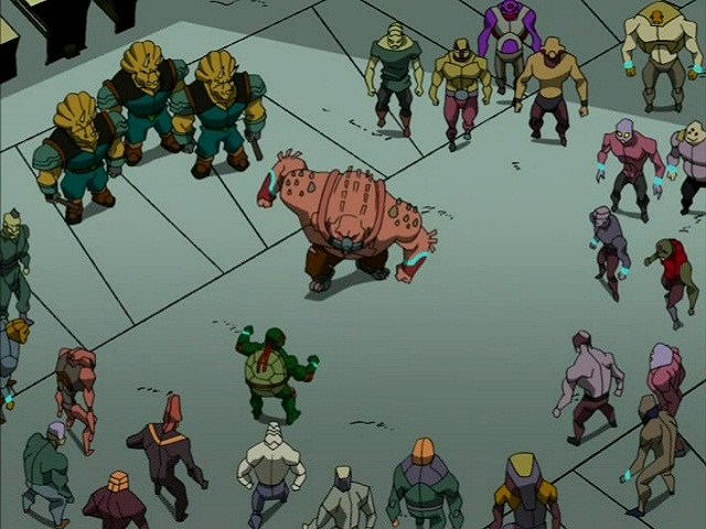 29. Turtles in Space - Part Three. ''The Big House'' (4)