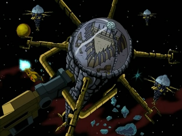 30. Turtles in Space - Part Four. ''The Arena'' (1)