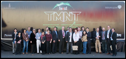 TMNT 2007 on American Film Market