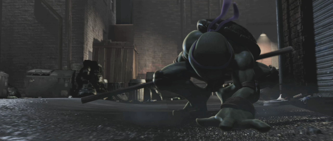 TMNT 2007 screenshot 3