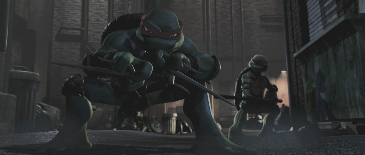 TMNT 2007 screenshot 4