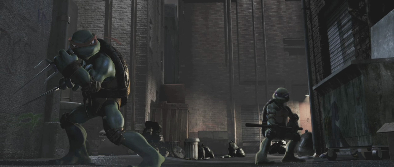TMNT 2007 screenshot 5
