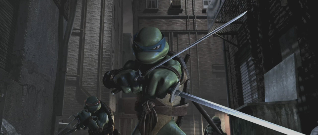 TMNT 2007 screenshot 7