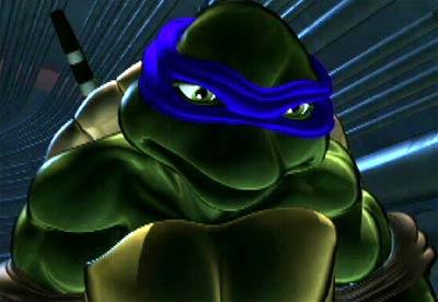 TMNT Leonardo CGI