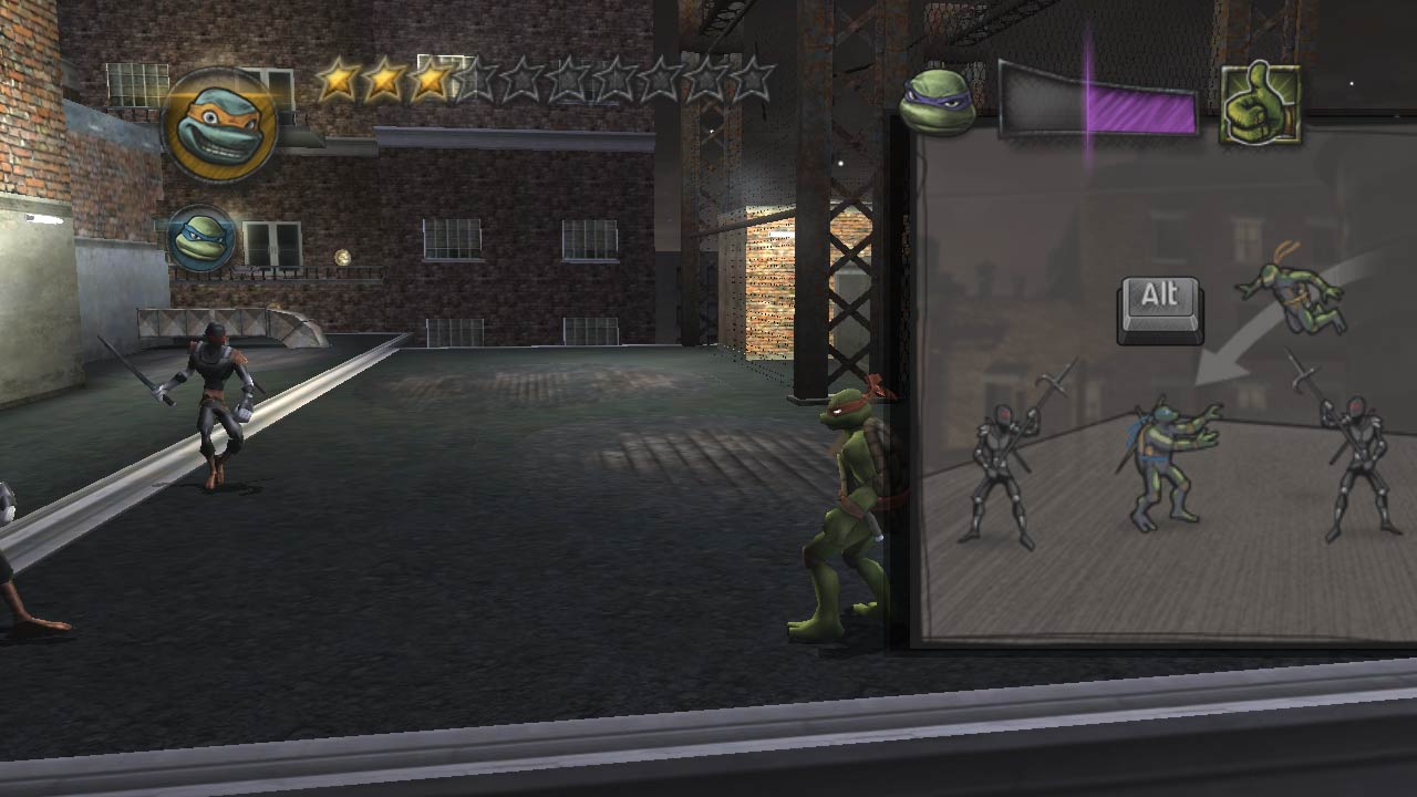 TMNT 2007 The video game (8)