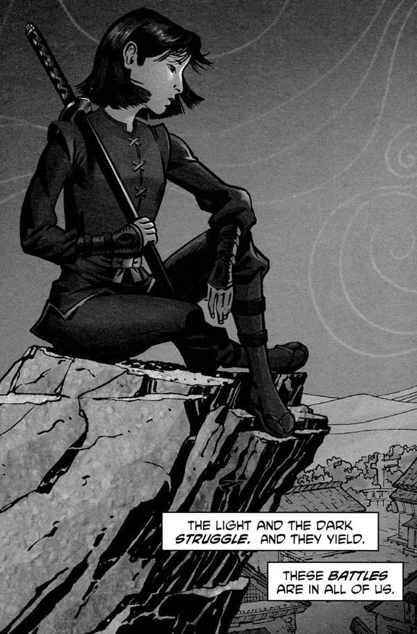 Karai from comics (2)