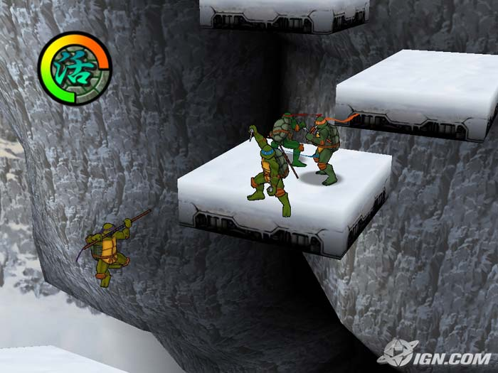 TMNT 2004 game (5)