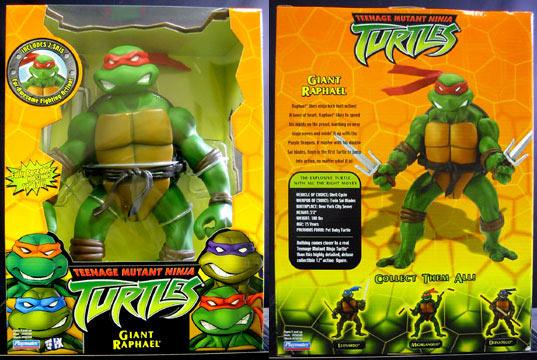 Giant Raphael's figure (2003)