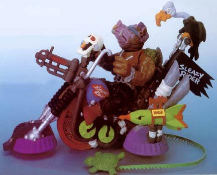 Bibop's bike (1990)