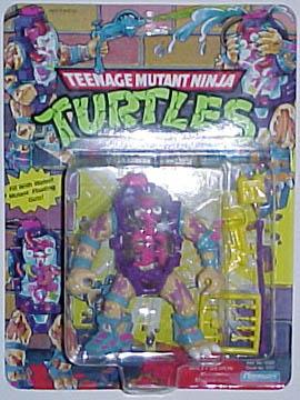 Mutagen Man' figure (1990)