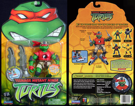 Scatin' Raph figure (2003)