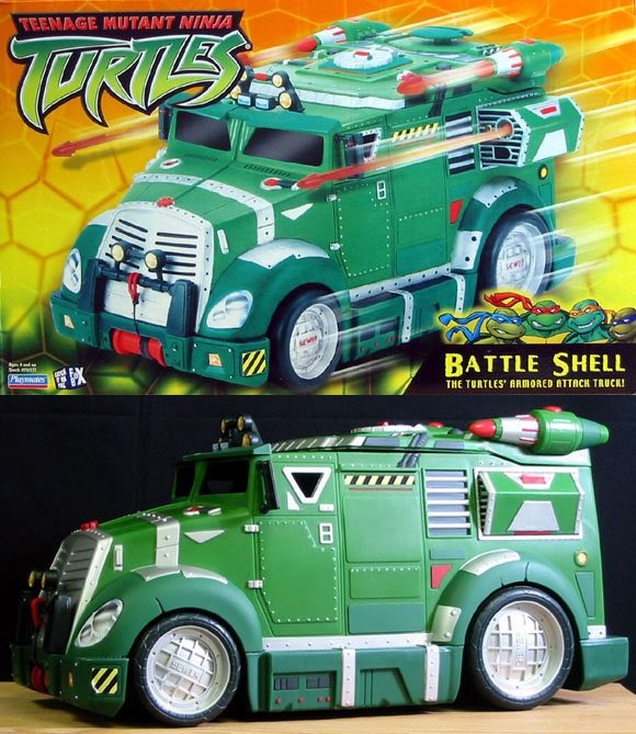Battle Shell Truck (2003)