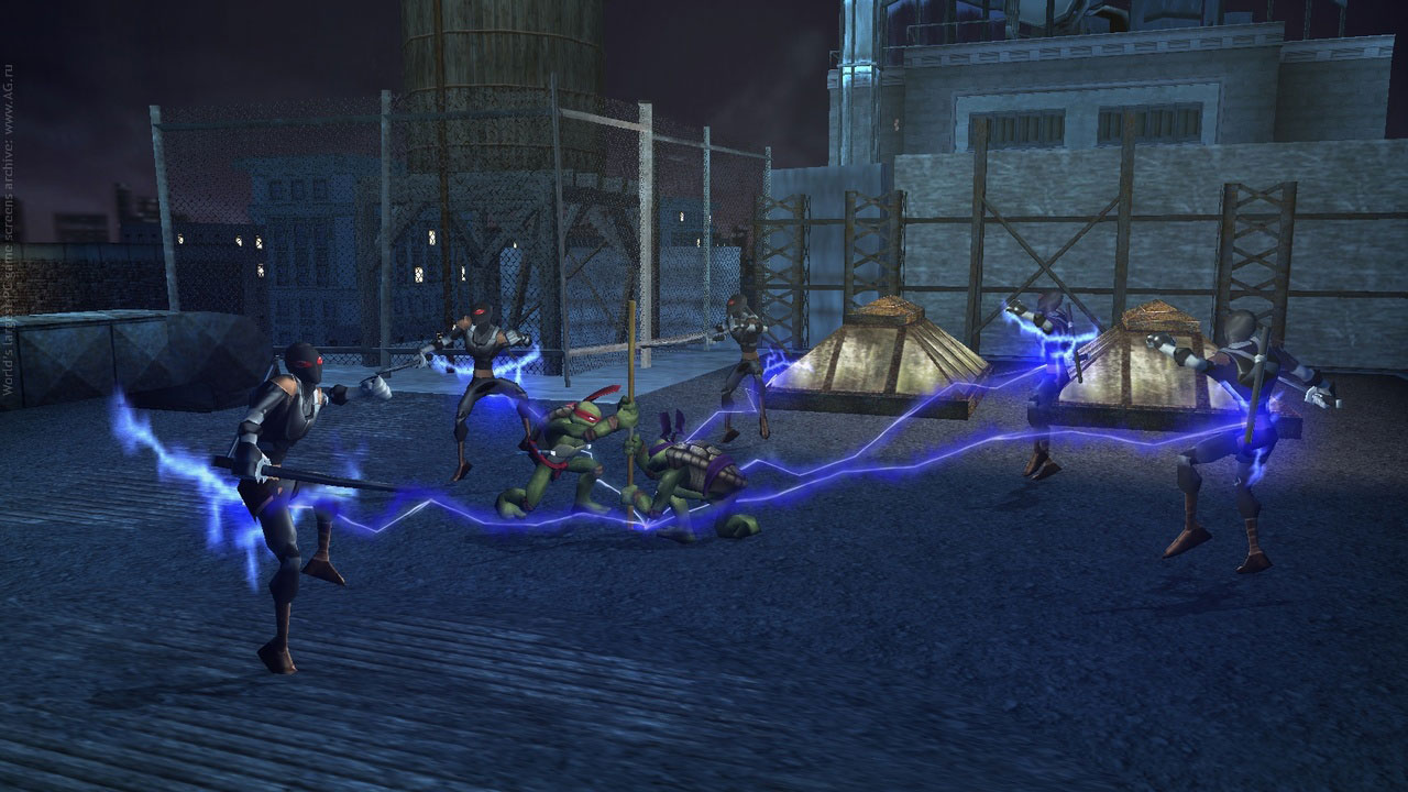 TMNT 2007 The video game screen04