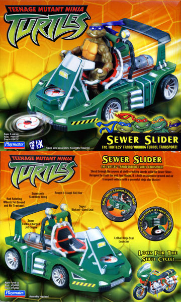 Sewer Slider (2003)