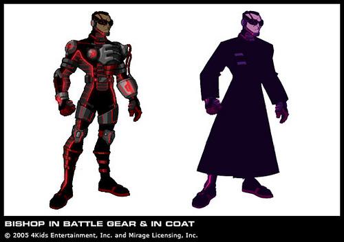 Agent Bishop 2003 (concept)
