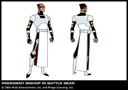 Agent Bishop 2006 (concept)