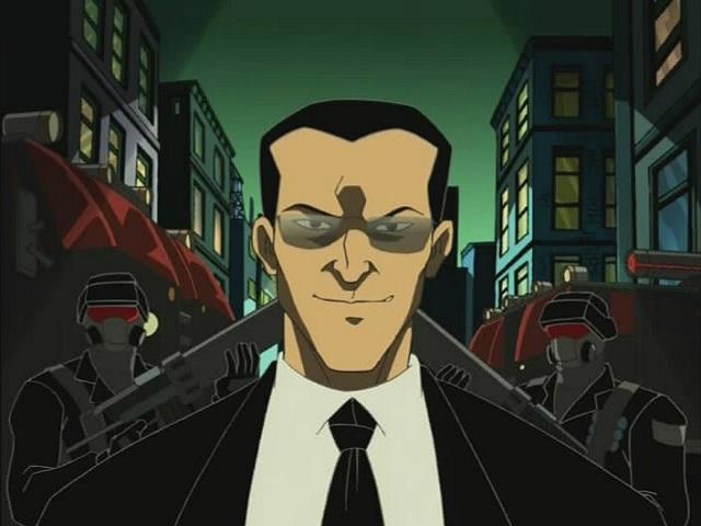 Agent Bishop (9)
