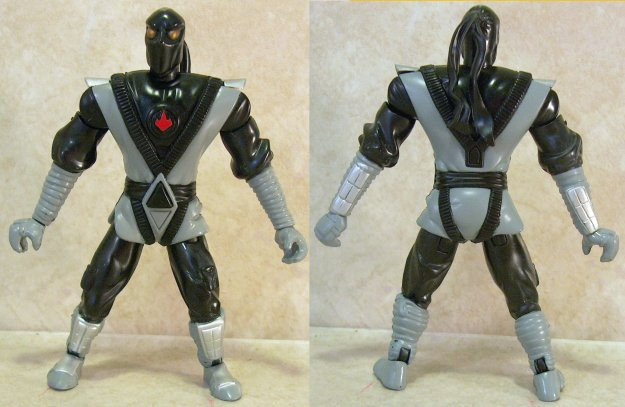 Air Ninja Foot Soldier's figure (2)