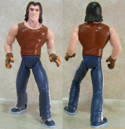 Casey Jones 2003 figure