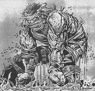 Rat King from comics (1)