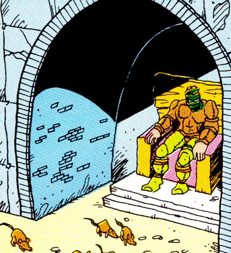 Rat King from comics (3)