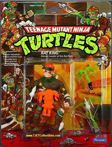 Rat King 1989 (in box)