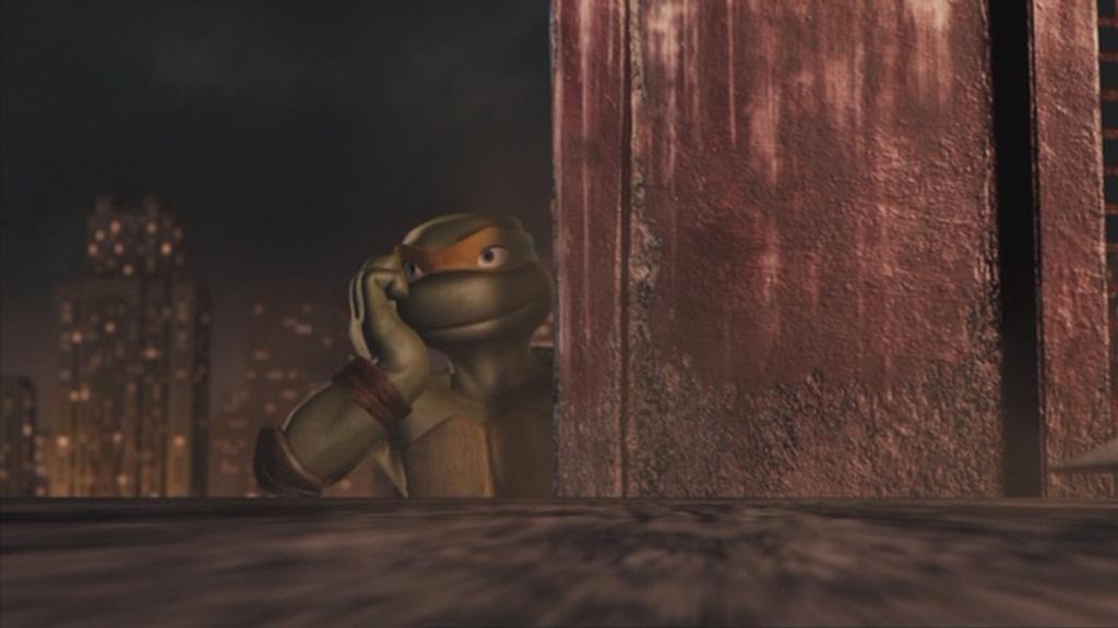Michelangelo from TMNT 2007 (2)
