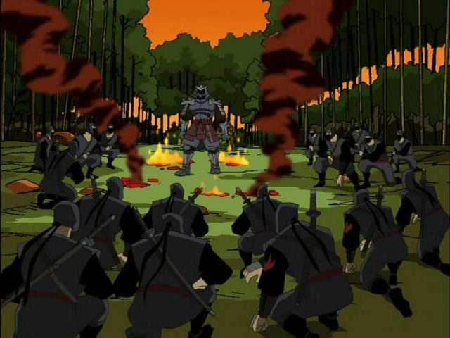 Feudal Foot Clan (3)