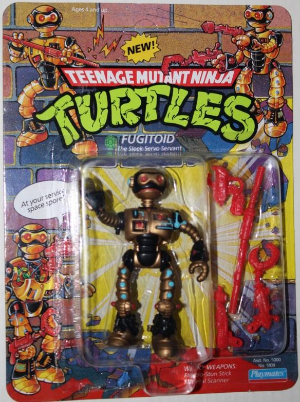 Fugitoid 1990 (in box)