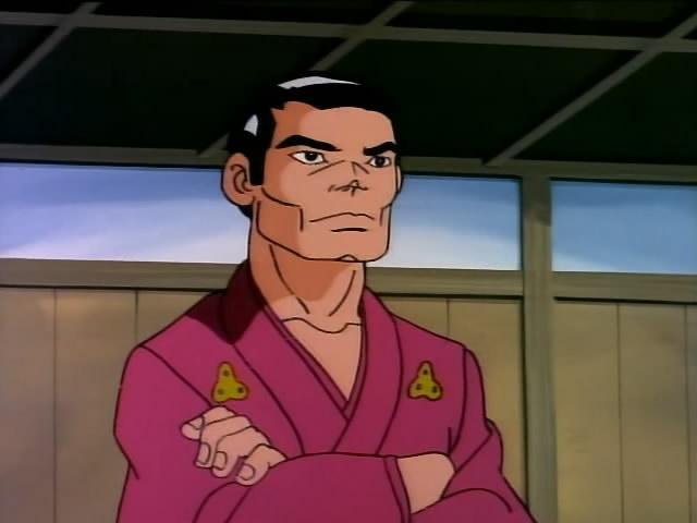Hamato Yoshi - Splinter (1)