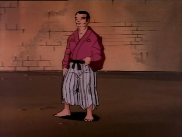 Hamato Yoshi - Splinter (2)
