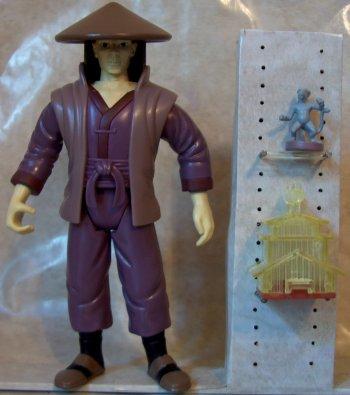 Hamato Yoshi - Splinter's Sensei! (accessories)
