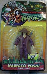 Hamato Yoshi - Splinter's Sensei! (in box)