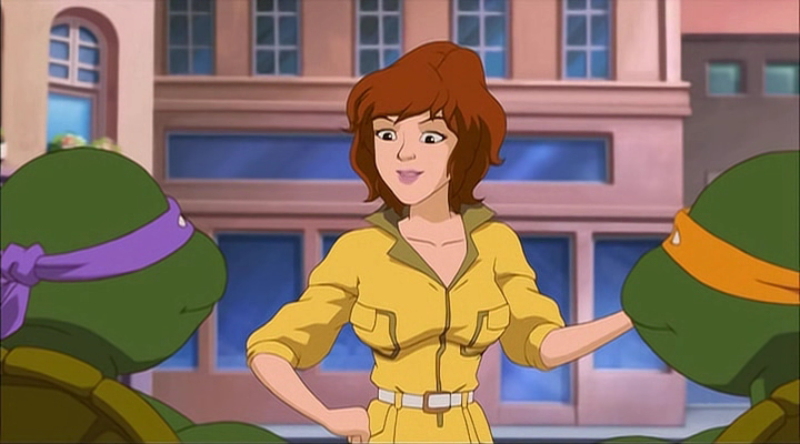 April O'Neil from Turtles Forever (1)