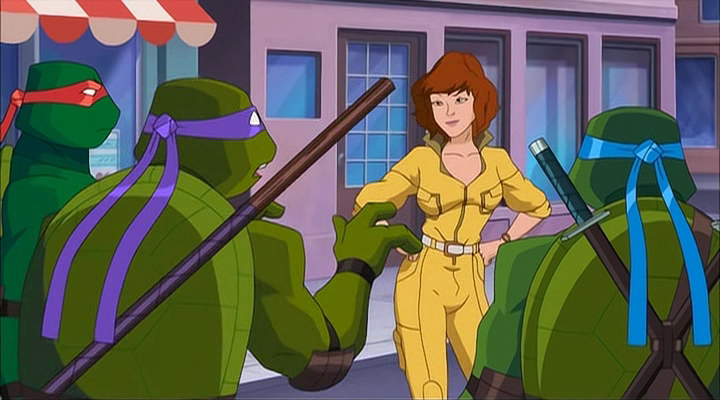 April O'Neil from Turtles Forever (2)