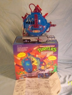 Technodrome Scout Vehicle (2)