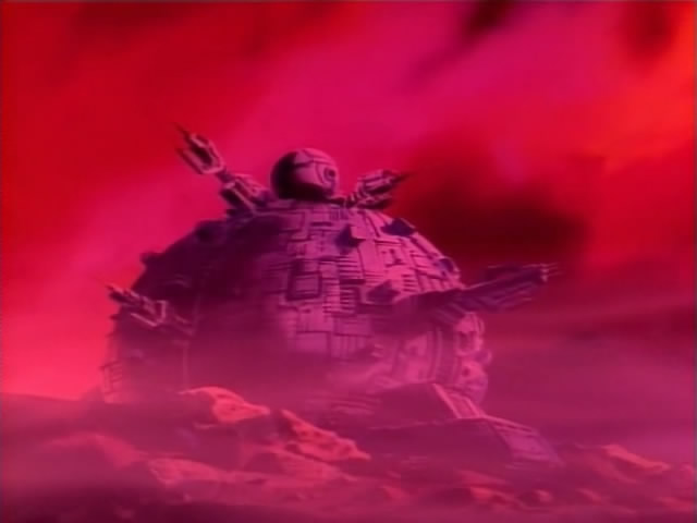 The Technodrome from season 2