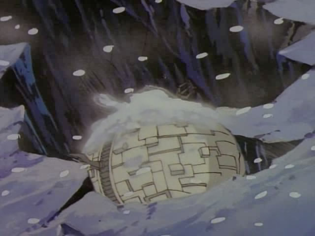 The Technodrome from season 6