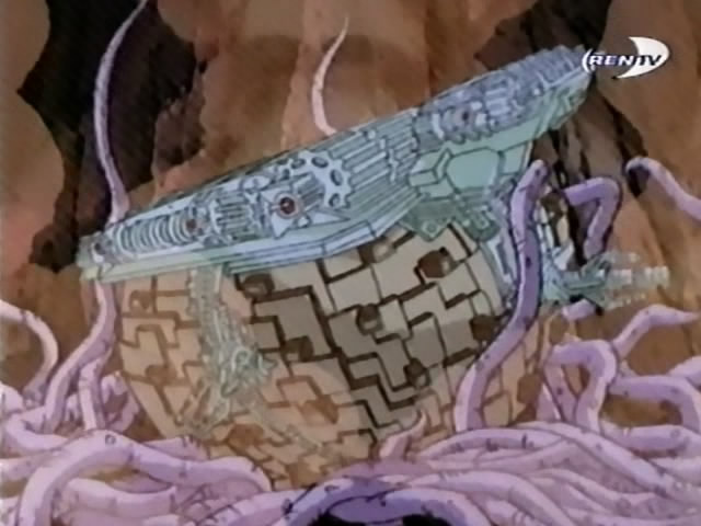 The Technodrome from season 8 (4)