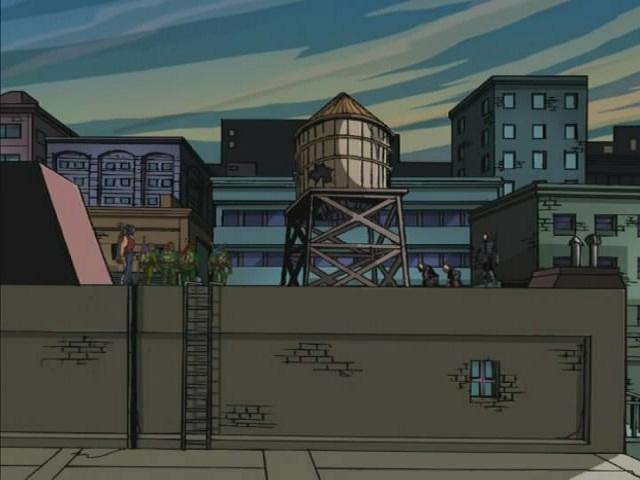 42. City at War. Part Three (2)