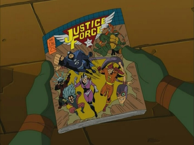 48. Return of the Justice Force (6)