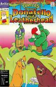 Donatello and Leatherhead 01