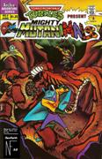 Mighty Mutanimals #02