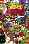 TMNT Universe Sourcebook #02