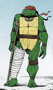 Donatello from comics (4)
