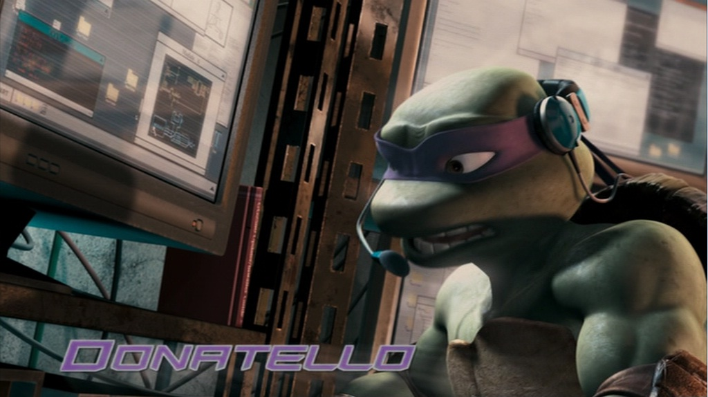 Donatello from TMNT 2007 (1)