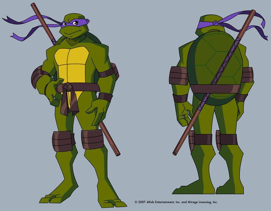 Donatello 2008 (concept)