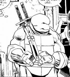 Leonardo from comics (6)